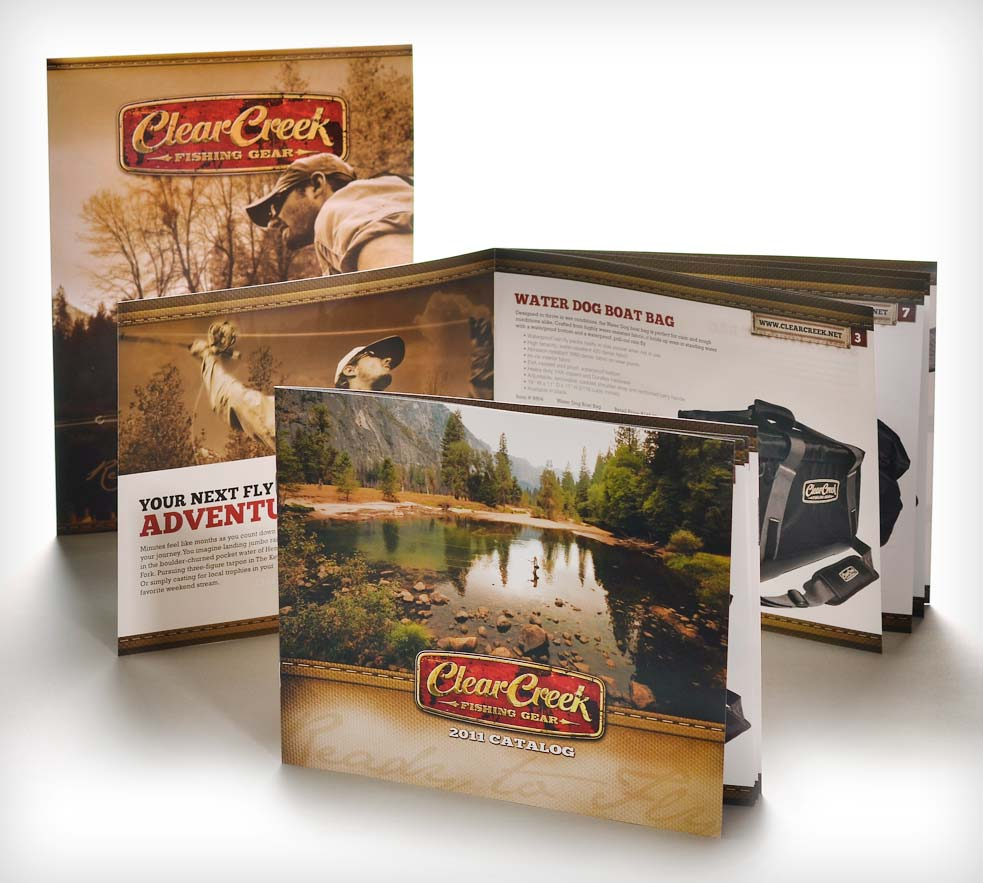 Clear Creek brochure